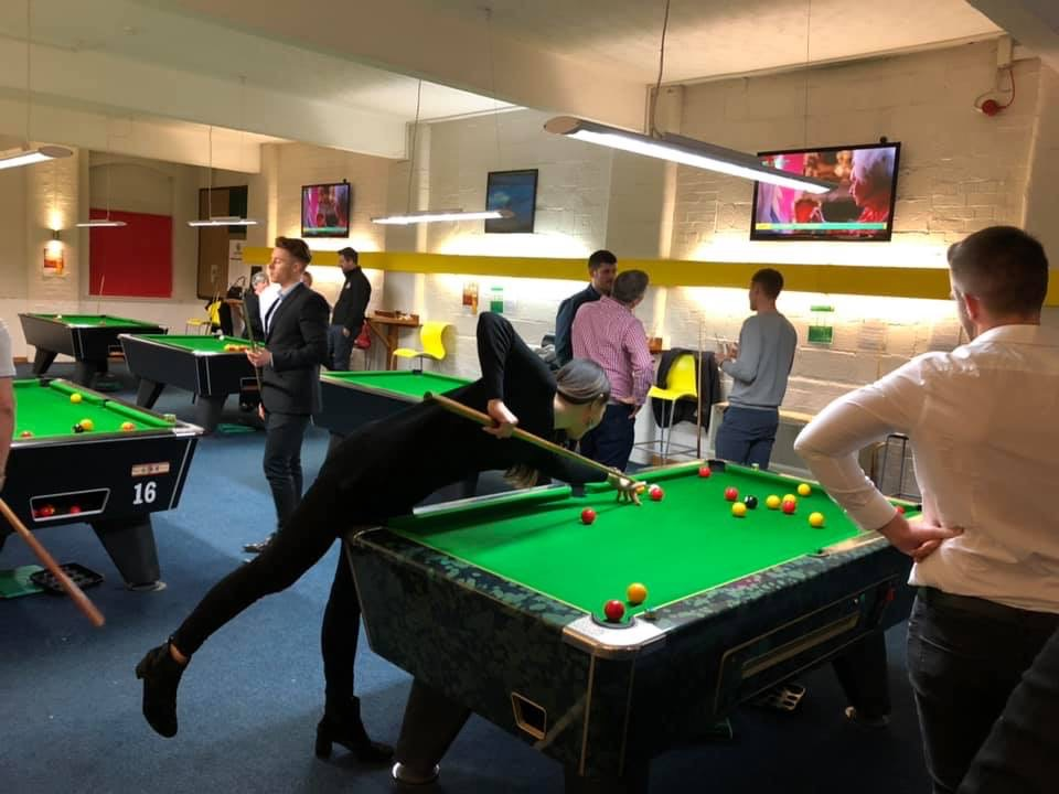 The Winchester Snooker Club