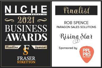 Niche Business Awards Finalist
