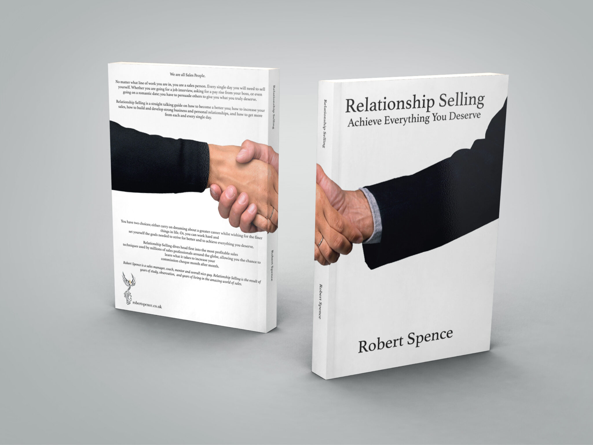 Relationship Selling Book